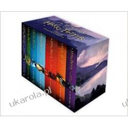Harry Potter Box Set: The Complete Collection (Children's Paperback) Fantasy