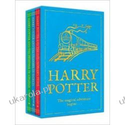 Harry Potter (Three book set, includes Vols 1-3: Philosopher's Stone, Chamber of Secrets and Prisoner of Azkaban) Kalendarze ścienne