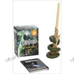 Harry Potter Voldemort's Wand with Sticker Kit Zestawy, pakiety