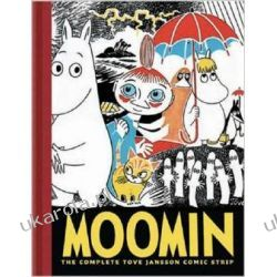 MUMINKI Moomin: The Complete Tove Jansson Comic Strip - Book One: 1