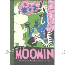 MUMINKI Moomin: The Complete Tove Jansson Comic Strip Book: Bk. 2