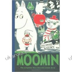 MUMINKI Moomin: The Complete Tove Jansson Comic Strip: Bk. 3