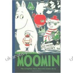 MUMINKI Moomin: The Complete Tove Jansson Comic Strip: Bk. 3 Kalendarze ścienne