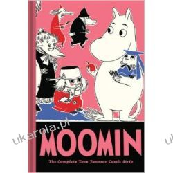 MUMINKI Moomin: Bk. 5: The Complete Tove Jansson Comic Strip Pozostałe