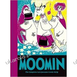 MUMINKI 10 Moomin Book Ten: The Complete Lars Jansson Comic Strip