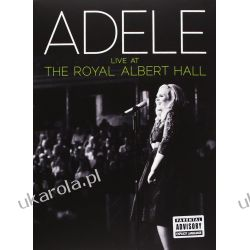 Adele - Live At The Royal Albert Hall (incl. CD) [DVD]  II wojna światowa