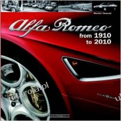 Alfa Romeo From 1910 To 2010 Kalendarze ścienne