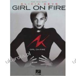 Alicia Keys : Girl On Fire (Pvg) Kalendarze ścienne