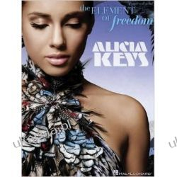 Alicia Keys The Element Of Freedom Piano Vocal Guitar Songbook Book Muzyka, taniec, śpiew