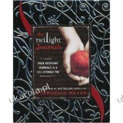 The Twilight Journals - Saga Zmierzch Dziennik / pamiętnik z cytatami Pozostałe