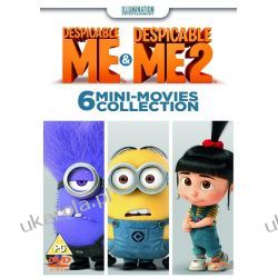 MINIONKI Despicable Me - 6 Mini-Movies Collection [DVD] kolekcja 6 mini filmów Zagraniczne