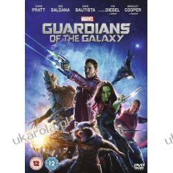 Guardians of the Galaxy [DVD] Pozostałe