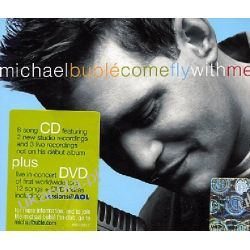 Come Fly With Me Michael Buble CD DVD Pozostałe