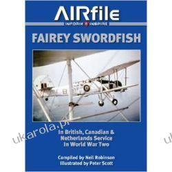 FAIREY SWORDFISH IN FLEET AIR SERVICE (AIRfile) Kalendarze ścienne