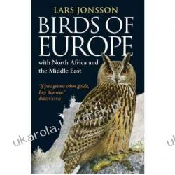 BIRDS OF EUROPE with North Africa and the Middle East Lars Jonsson Kalendarze ścienne