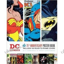 Dc Comics: The 75th Anniversary Poster Book Kalendarze ścienne