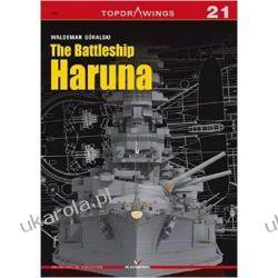The Battlecruiser Haruna (Topdrawings) Lotnictwo
