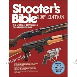 Shooter's Bible: The World's Bestselling Firearms Reference 106th edition Kalendarze ścienne