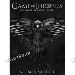 GRA O TRON Game of Thrones - Season 4 [DVD] [2015] Kalendarze ścienne