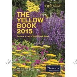 The Yellow Book 2015: The National Gardens Scheme Kalendarze ścienne