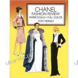 Chanel Fashion Review Paper Dolls: Paper Dolls in Color Fotografowanie krajobrazów, przyrody