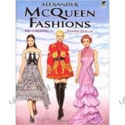 Alexander McQueen Paper Dolls (Dover Paper Dolls) Moda, uroda