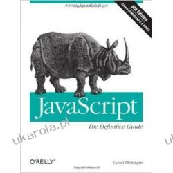 JavaScript: The Definitive Guide (Definitive Guides) Pozostałe