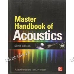 Master Handbook of Acoustics, Sixth Edition Muzyka, taniec, śpiew