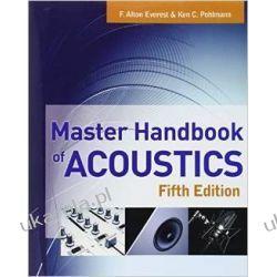 Master Handbook of Acoustics F. Alton Everest, Ken C Pohlmann  Kalendarze książkowe