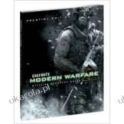 Call of Duty: Modern Warfare 2 Prestige Edition Strategy Guide Zagraniczne