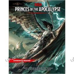 Princes of the Apocalypse (Dungeons & Dragons Accessories) Pozostałe