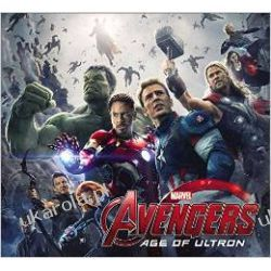 Marvel's Avengers: Age of Ultron: The Art of the Movie Slipcase Zdrowie dzieci