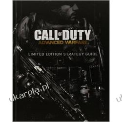 Call of Duty: Advanced Warfare Limited Edition Strategy Guide Internet, komputery