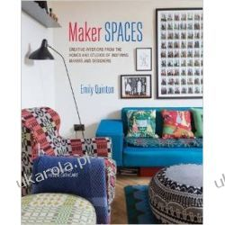 Maker Spaces - Creative interiors from the homes and studios of inspiring makers and designers Kalendarze ścienne