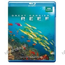 Great Barrier Reef [Blu-ray] Płyty Blu-ray