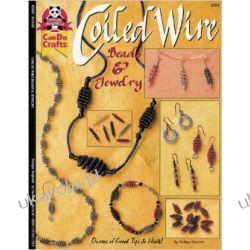 Coiled Wire Beads & Jewelry: Dozens of Great Tips & Hints Kalendarze ścienne