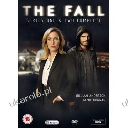 The Fall: Series 1 And 2 [DVD] Kalendarze ścienne