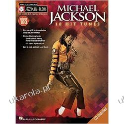 Jazz Play Along Volume 180 Jackson Michael 10 Hit Tunes Bk/CD