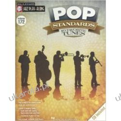 Jazz Play-Along Volume 172: Pop Standards - 10 Favorite Tunes Kampanie i bitwy