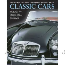 The Complete Illustrated Encyclopedia of Classic Cars Kalendarze ścienne