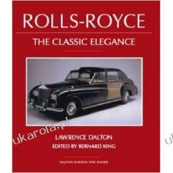 Rolls-Royce: The Classic Elegance Kalendarze książkowe