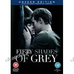Fifty Shades of Grey: The Unseen Edition [DVD] [2015] Filmy