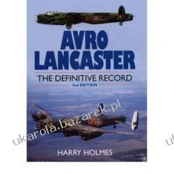 AVRO LANCASTER Harry Holmes Katalogi