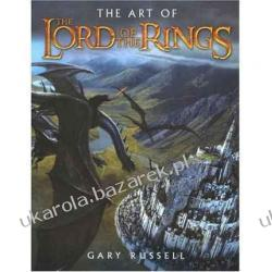 The Art of the Lord of the Rings Gary Russell