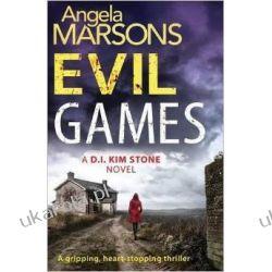 Evil Games: Volume 2 (Detective Kim Stone crime thriller series) Lotnictwo