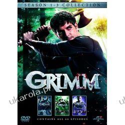 Grimm - Season 1-3 [DVD] Filmy