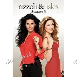 Rizzoli And Isles - Season 5 [DVD] Marynarka Wojenna