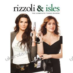 Rizzoli and Isles - Season 3 [DVD] Kalendarze ścienne