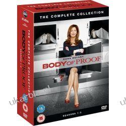 Body of Proof - Season 1-3 [DVD] Filmy