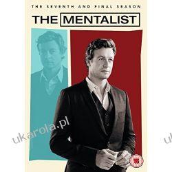 The Mentalist - Season 7 [DVD] [2015] Mentalista Kalendarze ścienne